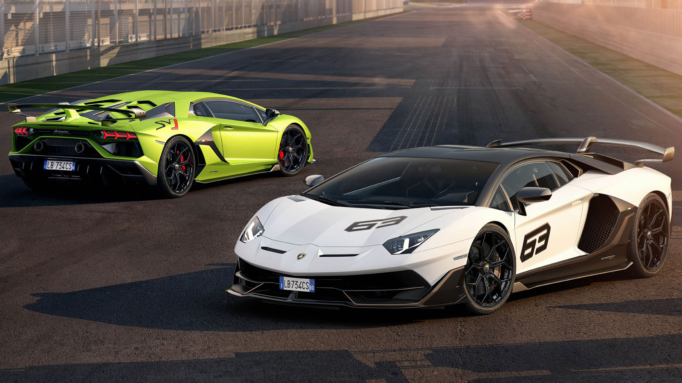 30 of the most extreme Lamborghinis ever made