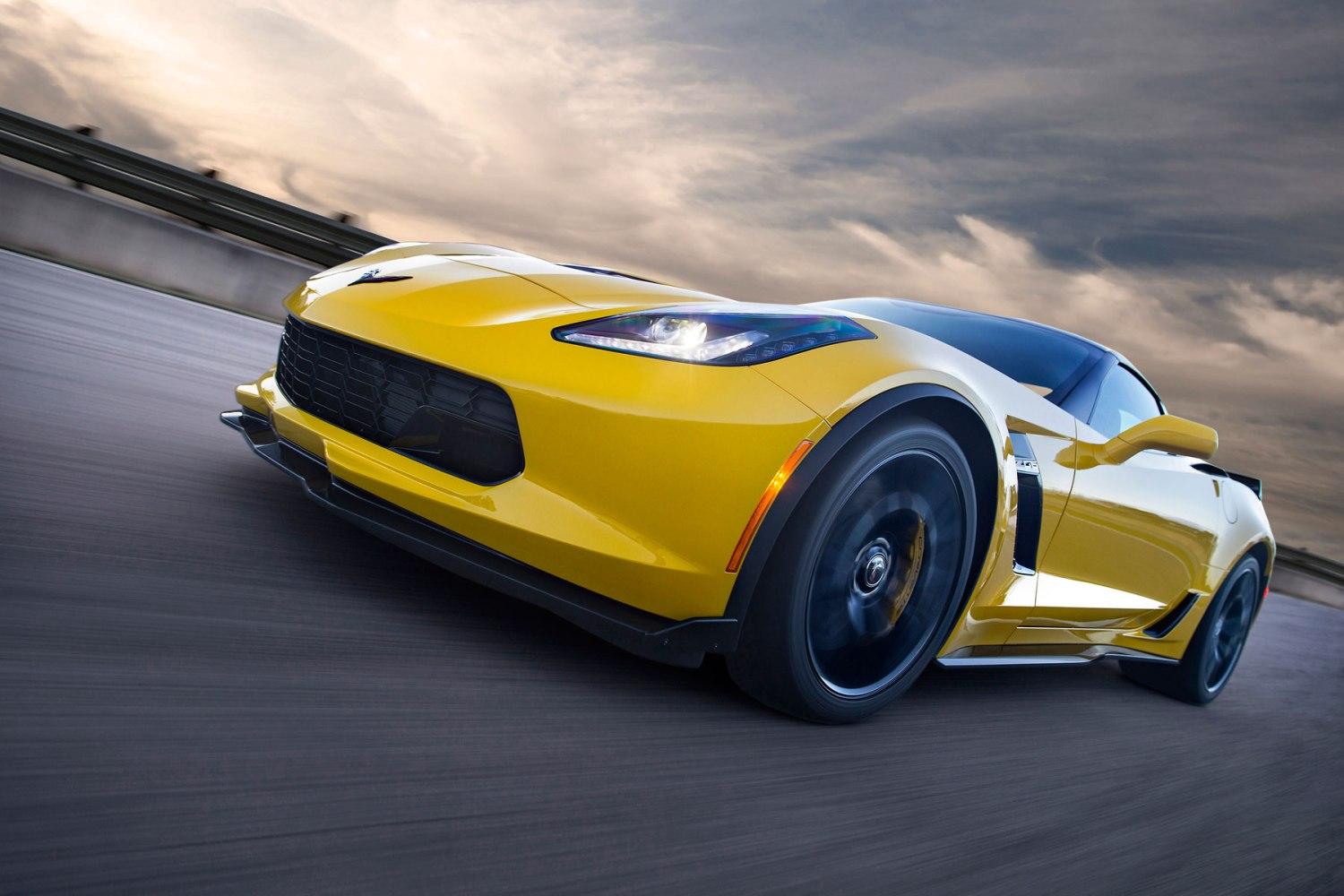 Chevrolet Corvette Z06 – 2.95 seconds (0-60mph)