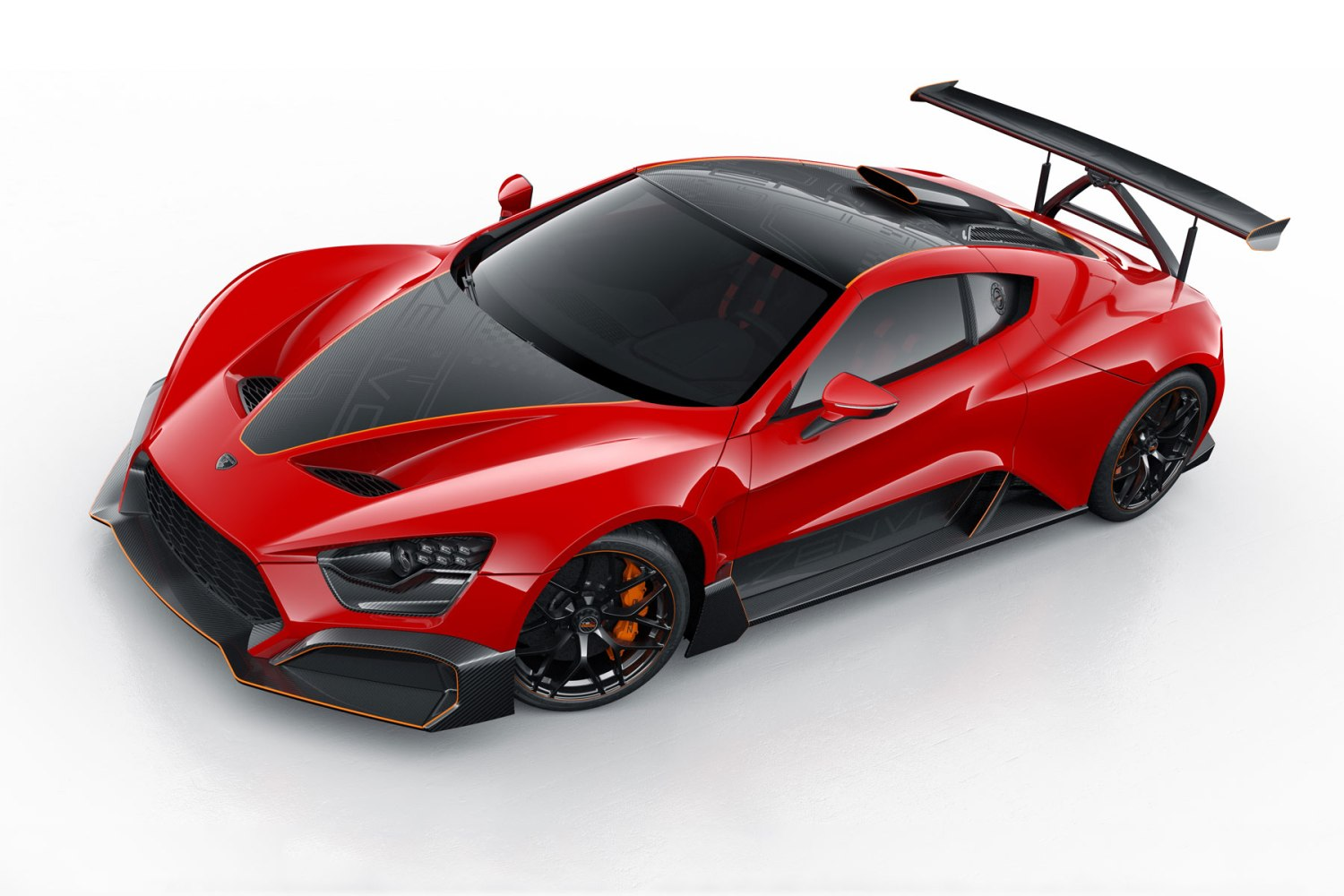 Zenvo TSR-S – 2.8 seconds