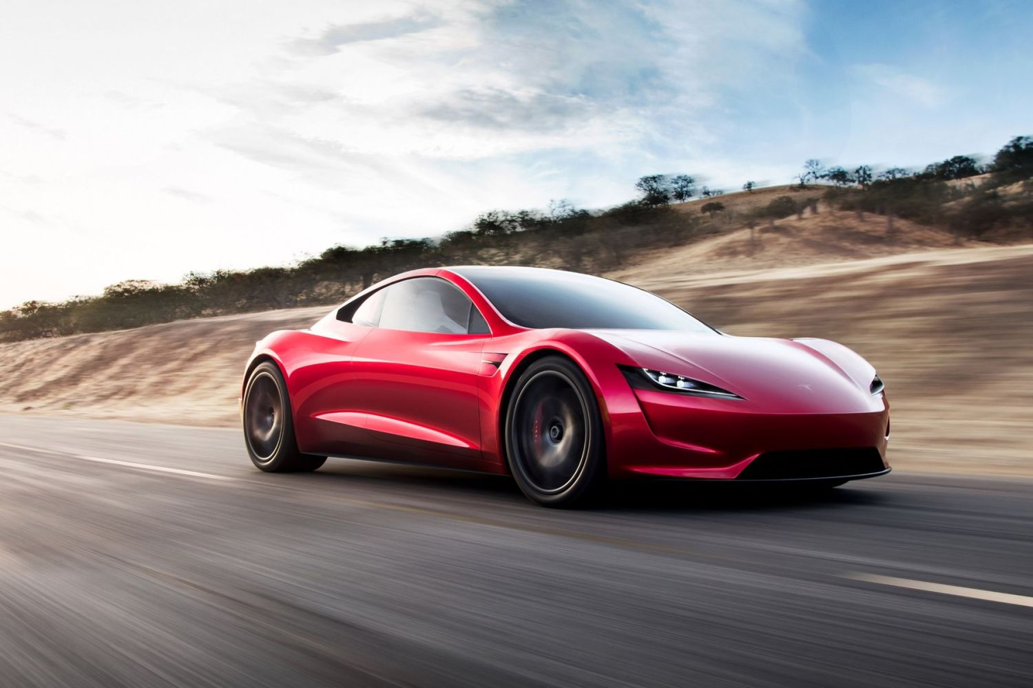 Fast forward: the story of the electric supercar