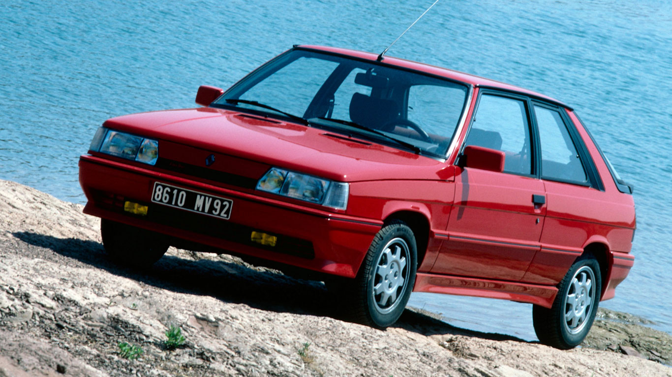 The best performance Renaults