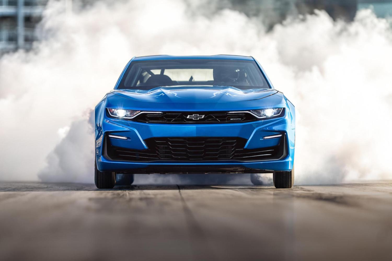 Chevrolet eCOPO Concept SEMA 2018