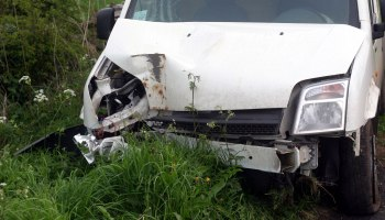 9ce0b5b396 White van man targeted by crash for cash criminals