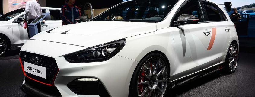 Hyundai i30 'N Option'