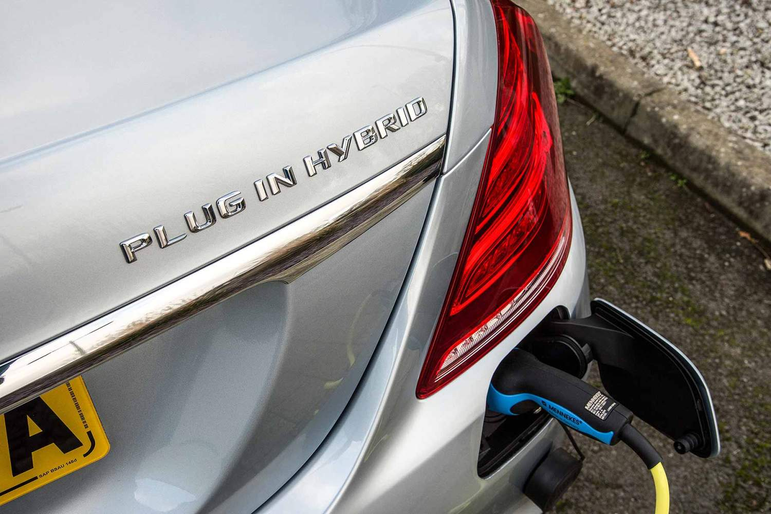 Mercedes-Benz Plug-in Hybrid
