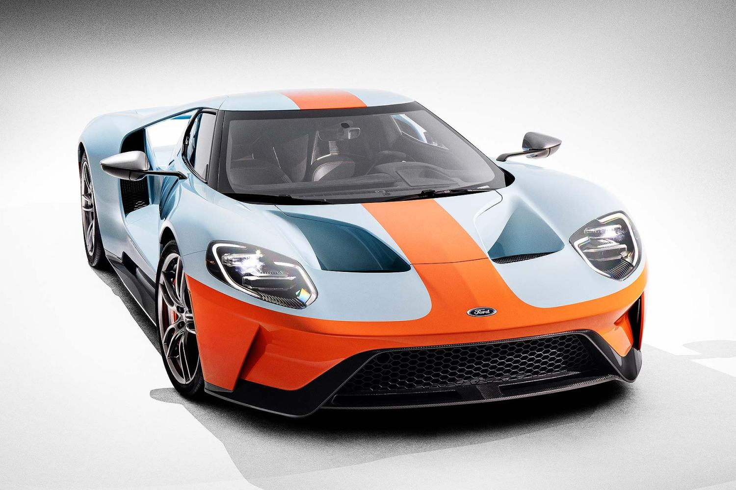 2019 Ford GT supercar