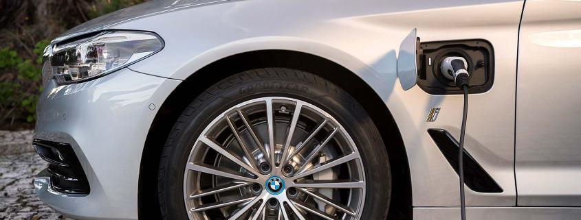 BMW 530e iPerformance plug-in hybrid