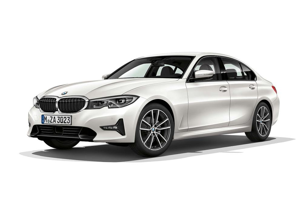 New BMW 3 Series (2019)