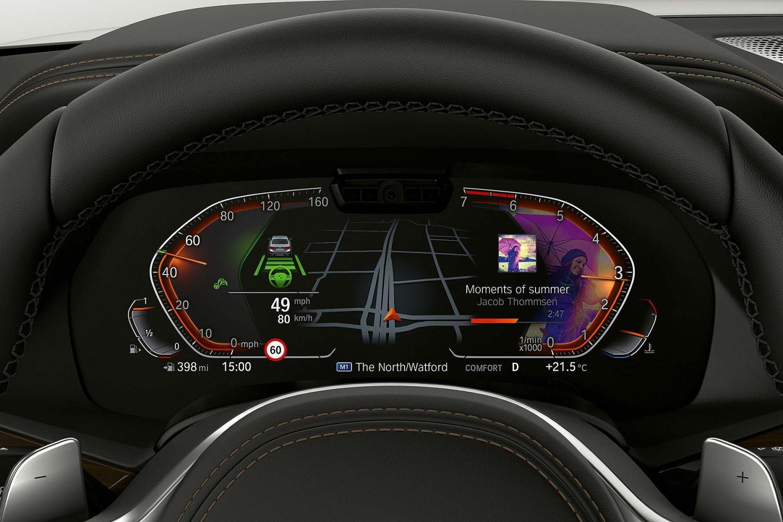 BMW Cockpit