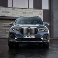 Bold new 2019 BMW X7 range-topping SUV revealed