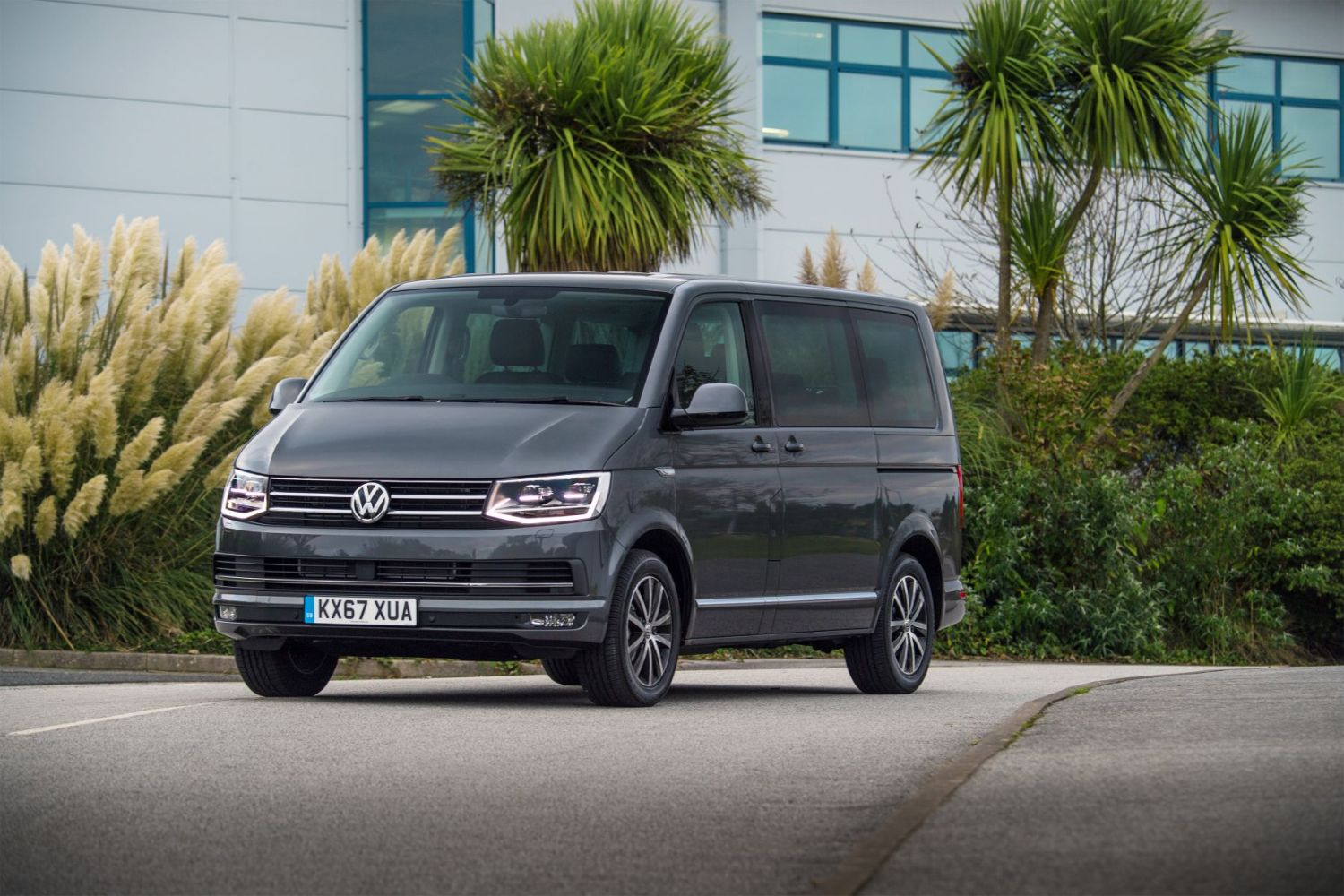 VW Caravelle on The Apprentice