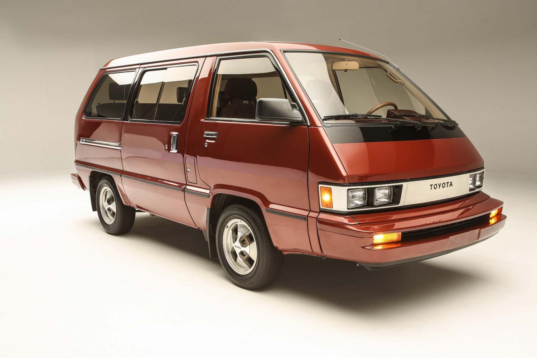 1983 Toyota Van