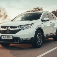 2019 Honda CR-V Hybrid review: the future-proofed family SUV