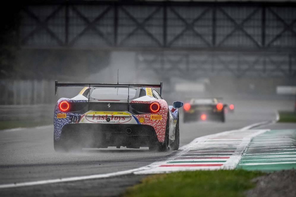 Ferrari Mondiali 2018 racing finals at Monza