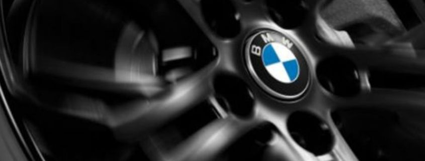 BMW floating hubcaps
