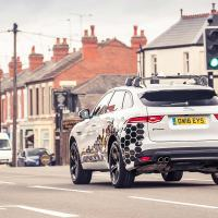 Jaguar Land Rover trials guidance tech that dodges red traffic lights