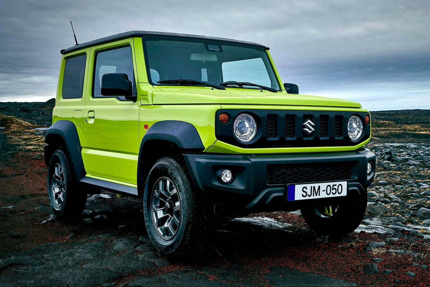 New 2019 Suzuki Jimny prices and specs | Motoring Research