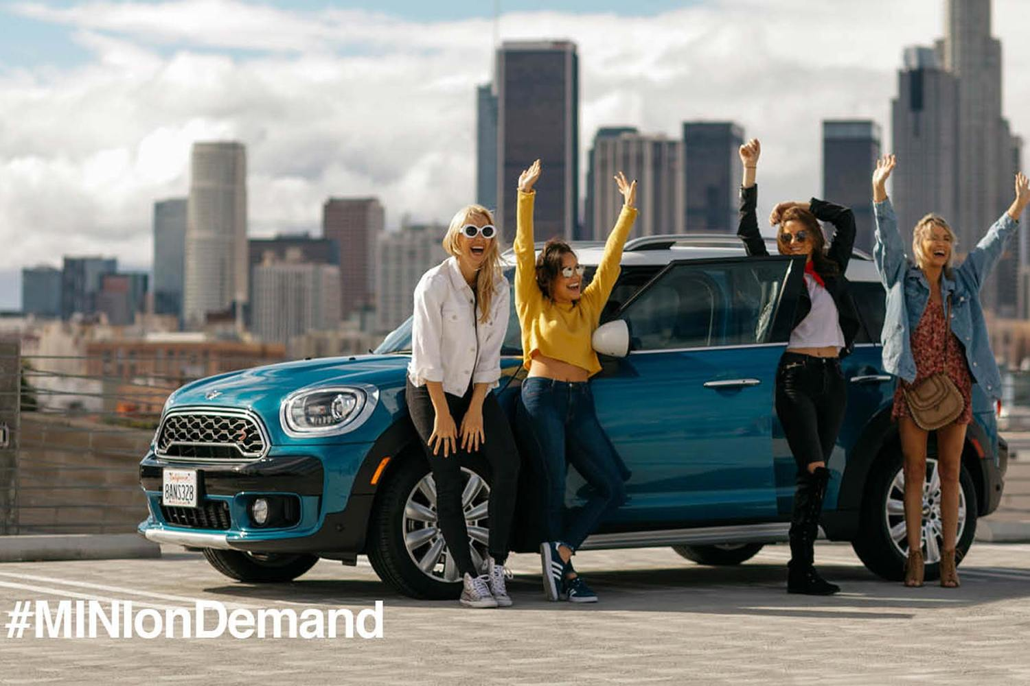 Mini Cooper Usa >> Americans Can Now Tweet To Test Drive A Mini Motoring Research