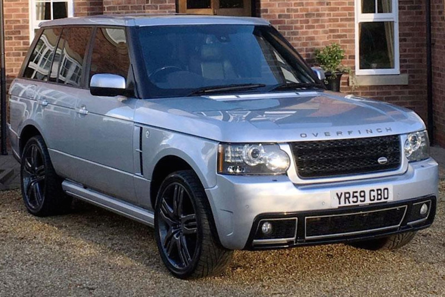Range Rover Overfinch >> Wayne Rooney S Old Overfinch Range Rover Up For Sale