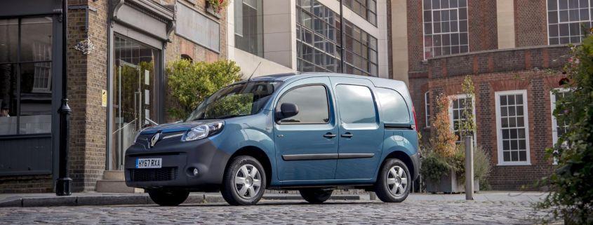 Van drivers UK