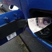 fuel price drops UK