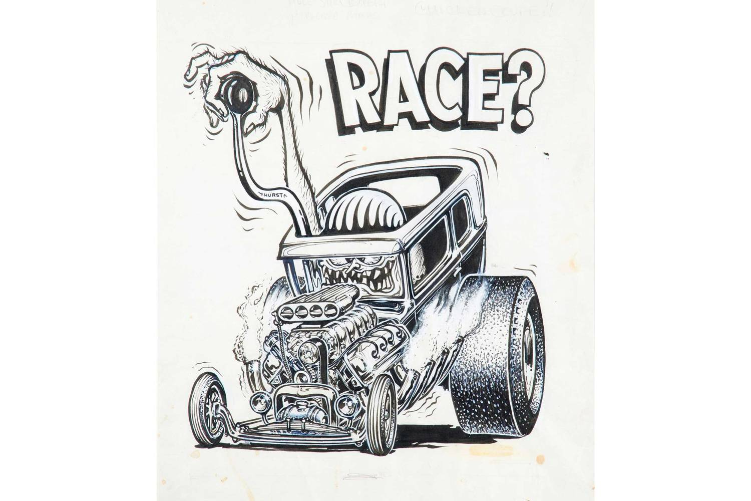 Race by Roth Studios, ca 1969