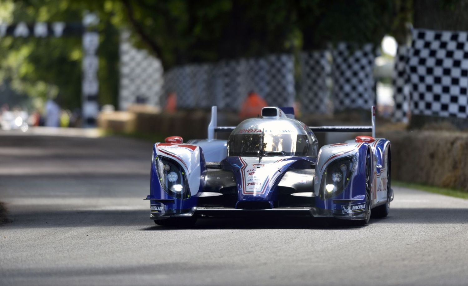 Le Mans Protoypes at Goodwood 77MM 77th Members' Meeting