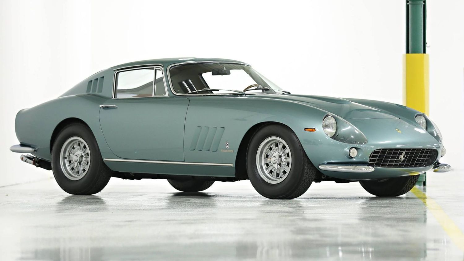 Most expensive cars sold at auction in 2018
