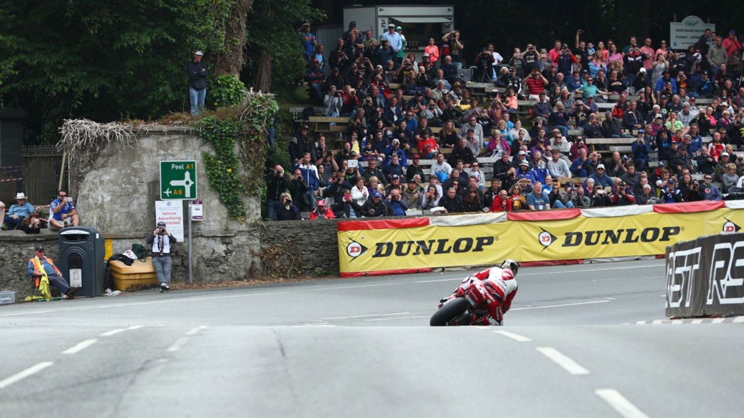 The Isle of Man TT– 1-7 June