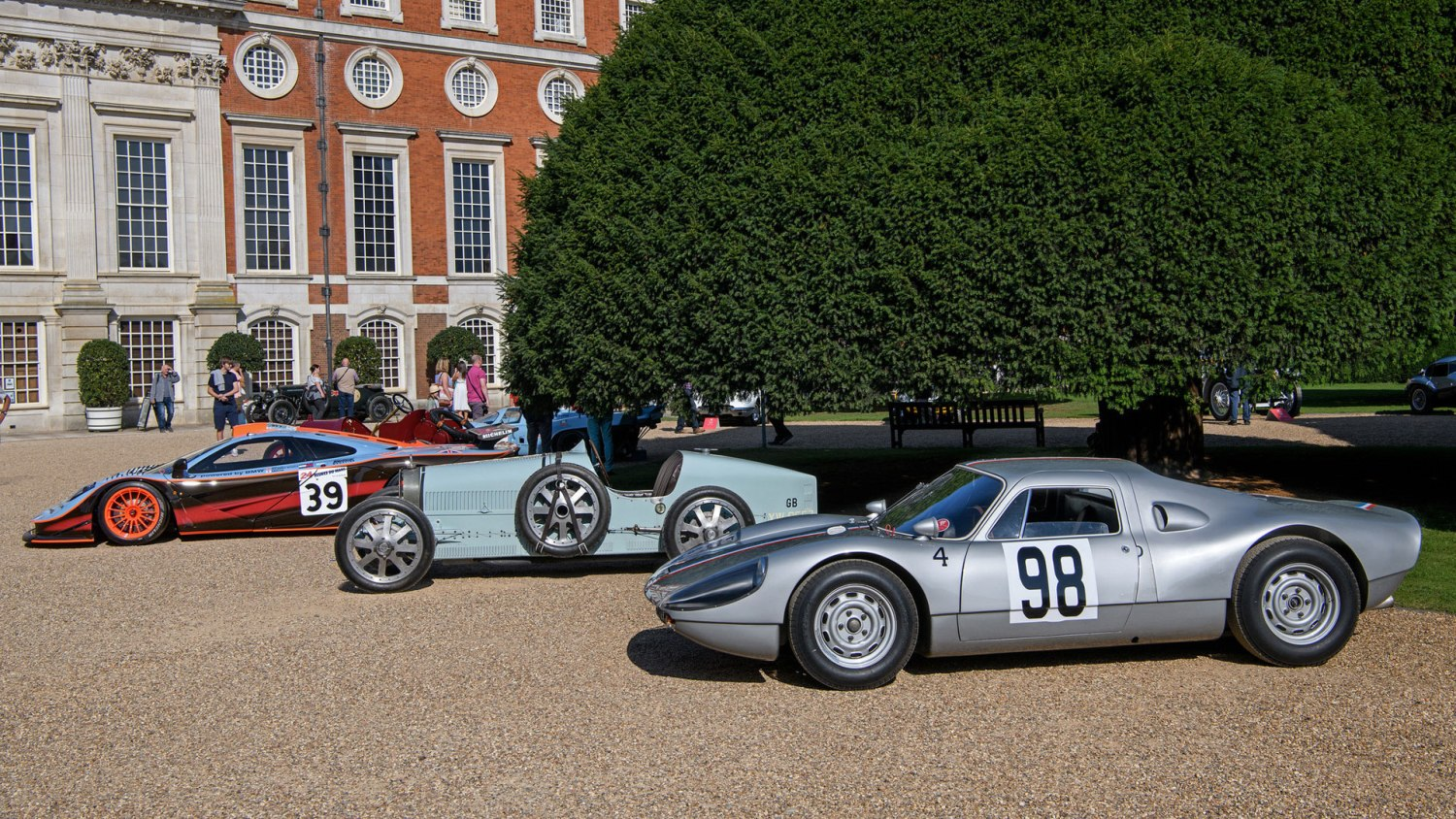 Concours of Elegance – 6-8 September