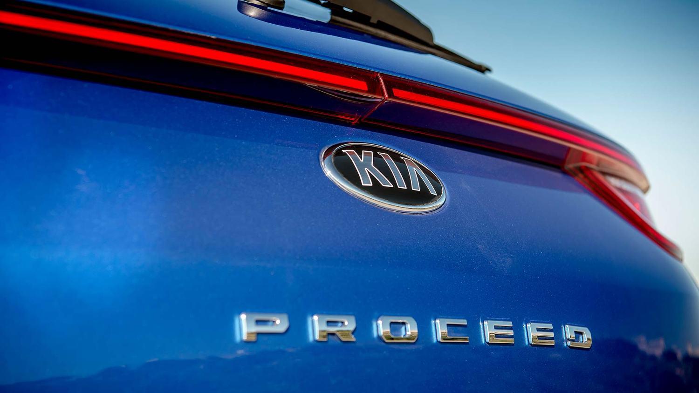 2019 Kia ProCeed