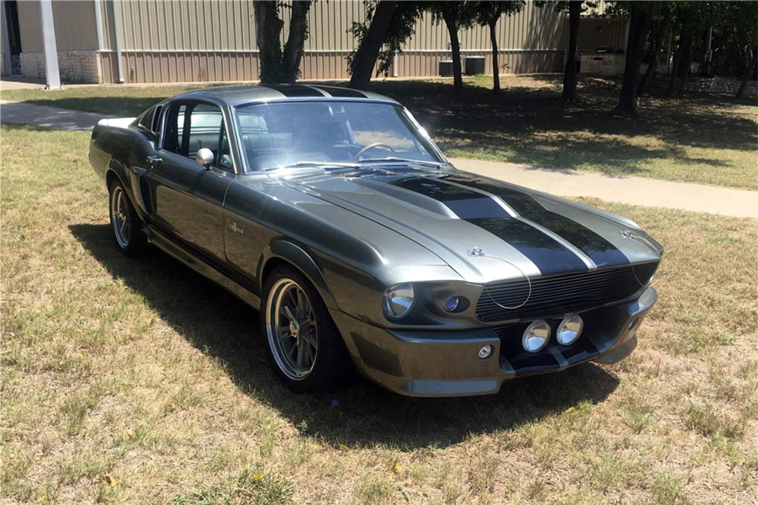 Eleanor Mustang For Sale >> Ford Mustang Star Of Gone In 60 Seconds Is Heading To