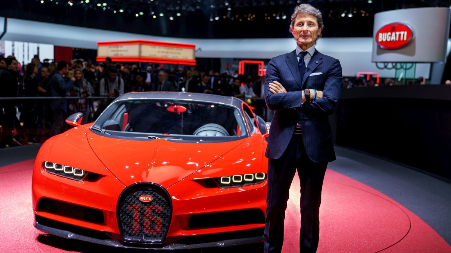 Praise be  Bugatti has ruled out building an SUV