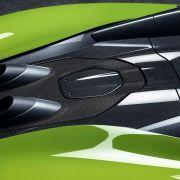 McLaren 600LT Spider teased January 16