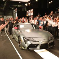 First 2020 Toyota GR Supra sells for an incredible $2.1 million at auction