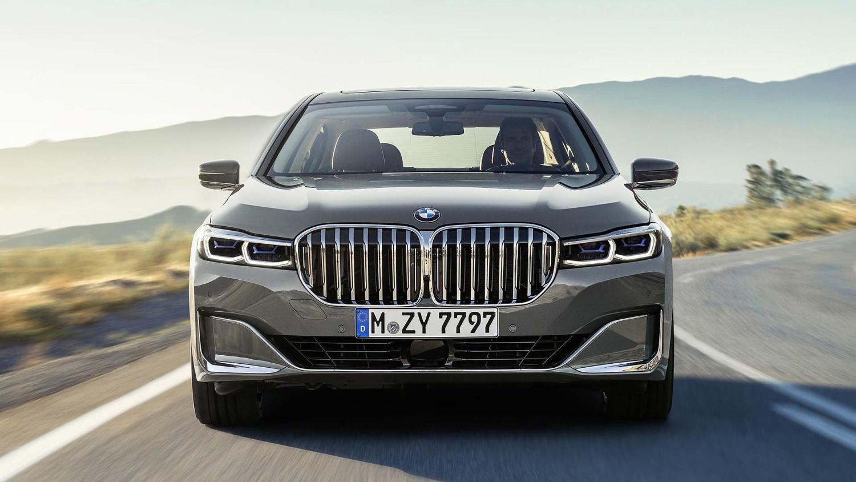 2019 BMW 7 Series LCI
