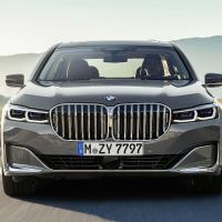 Mean grilling machine: BMW has facelifted the 7 Series for 2019
