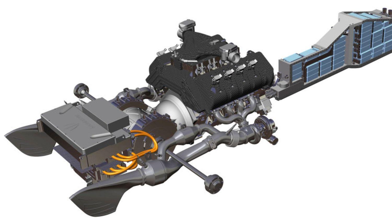 Koenigsegg NEVS AB partnership