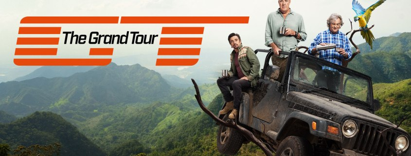 The Grand Tour season three