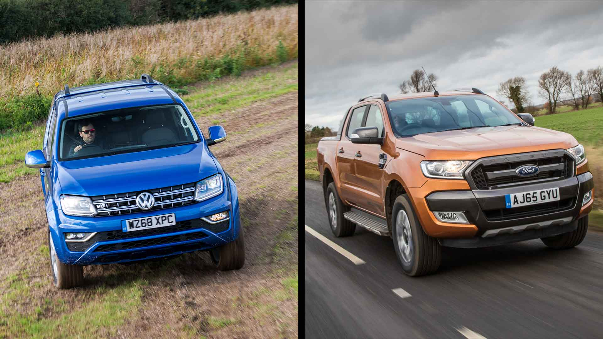 Ford And Volkswagen To Build Pick-ups, Vans Together