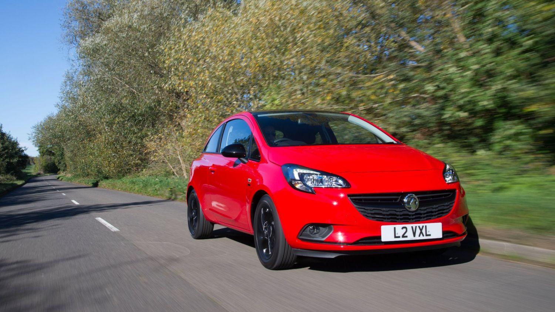 Vauxhall tops Scottish car sales