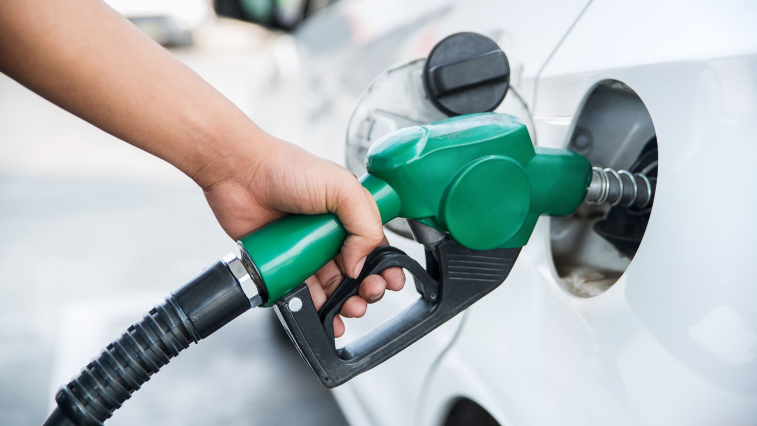 filling up with petrol auto trader