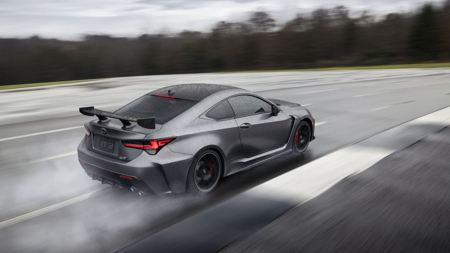 Lexus RC F 2019 Track Edition
