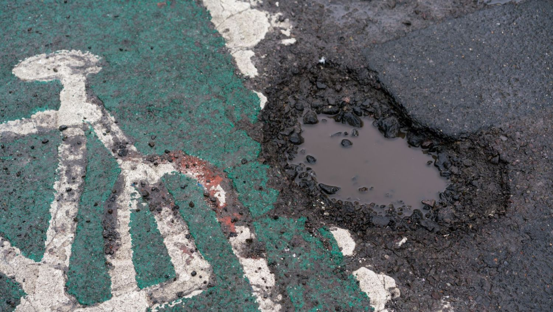 Potholes UK Epidemic