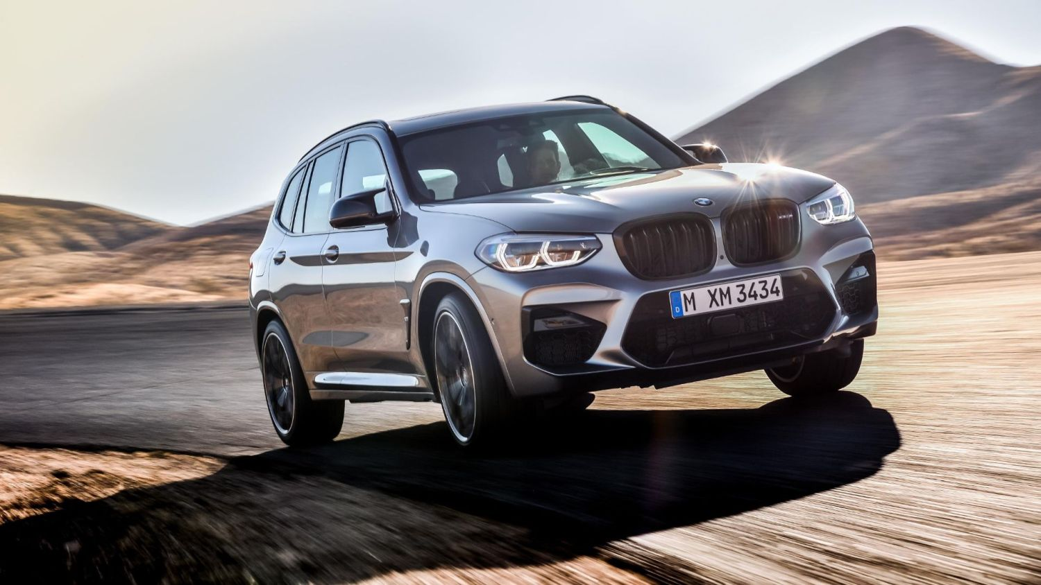 The Bmw X4 M Could Be Hiding The Next M3 S Heart Motoring Research