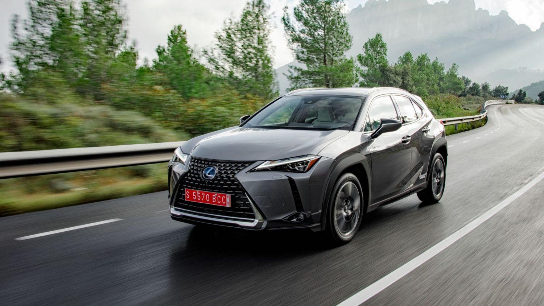 Lexus Ux Review Hybrid Suv Is The Classier Qashqai