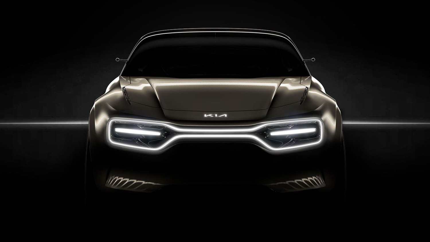 Kia electric sports car