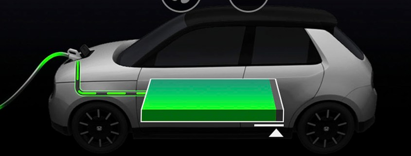 Honda Electric Vehicle Concept exterior teaser