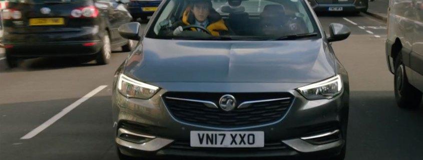 Alan Partridge Vauxhall Insignia Grand Sport