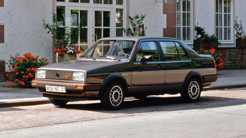 1984 Volkswagen Jetta GT
